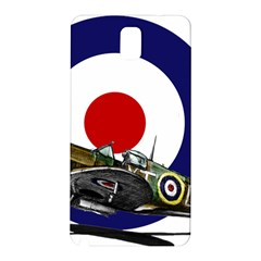 Spitfire And Roundel Samsung Galaxy Note 3 N9005 Hardshell Back Case