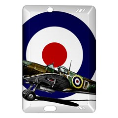 Spitfire And Roundel Kindle Fire HD (2013) Hardshell Case