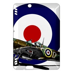 Spitfire And Roundel Kindle Fire Hdx Hardshell Case