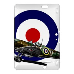 Spitfire And Roundel Kindle Fire HDX 8.9  Hardshell Case