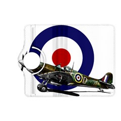 Spitfire And Roundel Kindle Fire HD (2013) Flip 360 Case