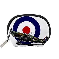 Spitfire And Roundel Accessory Pouch (Small)