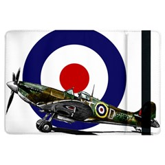 Spitfire And Roundel Apple Ipad Air Flip Case