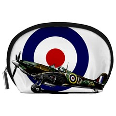 Spitfire And Roundel Accessory Pouch (Large)
