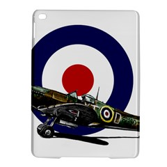 Spitfire And Roundel Apple Ipad Air 2 Hardshell Case
