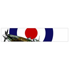 Spitfire And Roundel Flano Scarf (Small)