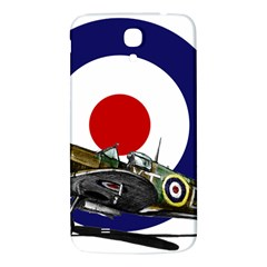 Spitfire And Roundel Samsung Galaxy Mega I9200 Hardshell Back Case