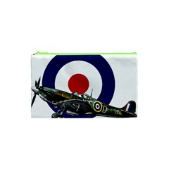 Spitfire And Roundel Cosmetic Bag (XS)