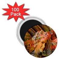 Autumn 1 75  Button Magnet (100 Pack)
