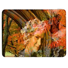 Autumn Samsung Galaxy Tab 7  P1000 Flip Case