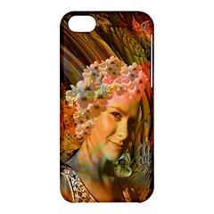 Autumn Apple Iphone 5c Hardshell Case