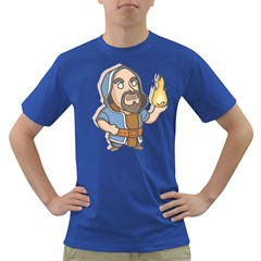 Clash Of Clans Wizard Men s T Shirt (colored)