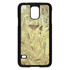 Particle Board Samsung Galaxy S5 Case (Black)