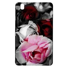 Black And White Roses Samsung Galaxy Tab Pro 8 4 Hardshell Case