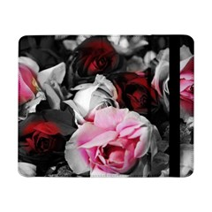 Black and White Roses Samsung Galaxy Tab Pro 8.4  Flip Case