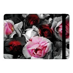 Black and White Roses Samsung Galaxy Tab Pro 10.1  Flip Case