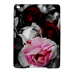 Black and White Roses Apple iPad Air 2 Hardshell Case