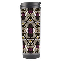 Abstract Geometric Modern Seamless Pattern Travel Tumbler