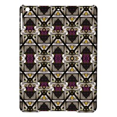 Abstract Geometric Modern Seamless Pattern Apple Ipad Air Hardshell Case