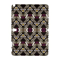 Abstract Geometric Modern Seamless Pattern Samsung Galaxy Note 10 1 (p600) Hardshell Case