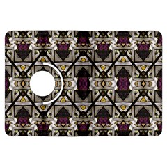 Abstract Geometric Modern Seamless Pattern Kindle Fire HDX Flip 360 Case
