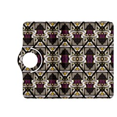 Abstract Geometric Modern Seamless Pattern Kindle Fire HDX 8.9  Flip 360 Case