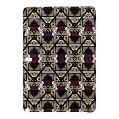 Abstract Geometric Modern Seamless Pattern Samsung Galaxy Tab Pro 10.1 Hardshell Case