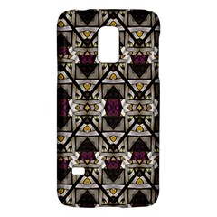 Abstract Geometric Modern Seamless Pattern Samsung Galaxy S5 Mini Hardshell Case