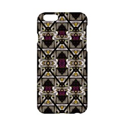 Abstract Geometric Modern Seamless Pattern Apple iPhone 6 Hardshell Case