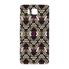 Abstract Geometric Modern Seamless Pattern Samsung Galaxy Alpha Hardshell Back Case