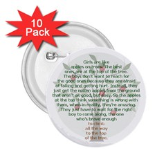 Appletree 2 25  Button (10 Pack)