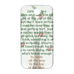 Appletree Samsung Galaxy S4 I9500/i9505  Hardshell Back Case