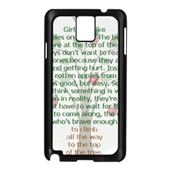 Appletree Samsung Galaxy Note 3 N9005 Case (Black)