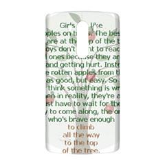 Appletree LG G3 Back Case