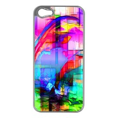 Tim Henderson Dolphins Apple Iphone 5 Case (silver)