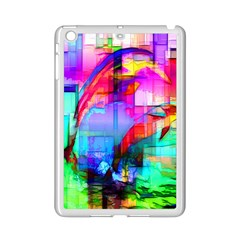 Tim Henderson Dolphins Apple iPad Mini 2 Case (White)