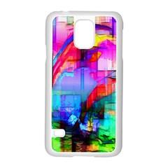 Tim Henderson Dolphins Samsung Galaxy S5 Case (White)