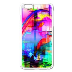 Tim Henderson Dolphins Apple iPhone 6 Plus Enamel White Case