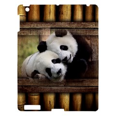 Panda Love Apple Ipad 3/4 Hardshell Case