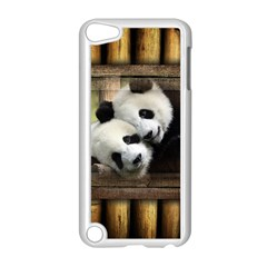 Panda Love Apple Ipod Touch 5 Case (white)