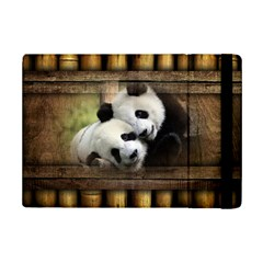 Panda Love Apple iPad Mini 2 Flip Case