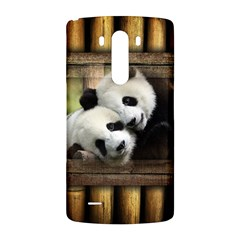 Panda Love LG G3 Back Case