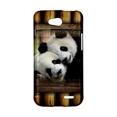 Panda Love LG L90 Hardshell Case