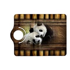 Panda Love Kindle Fire HD (2013) Flip 360 Case