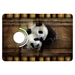 Panda Love Kindle Fire HDX Flip 360 Case