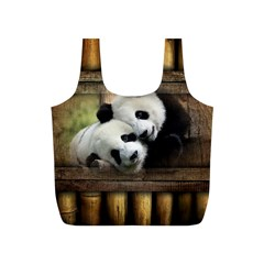 Panda Love Reusable Bag (s)