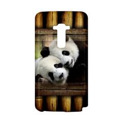 Panda Love LG G Flex D958 Hardshell Case