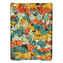Paint Strokes In Retro Colors Apple Ipad Air Hardshell Case