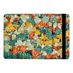 Paint Strokes In Retro Colors Samsung Galaxy Tab Pro 10 1  Flip Case