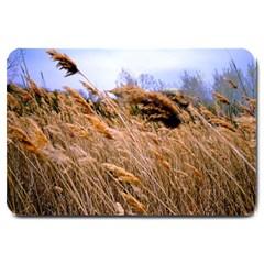 Blowing Prairie Grass Large Door Mat
